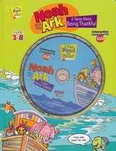 Noah And The Ark with Interactive Computer DVD