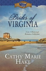 Brides of Virginia: 3-in-1 Historical Romance Collection - eBook