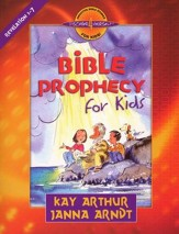 Discover 4 Yourself Inductive Bible  Studies for Kids Series: Bible Prophecy for Kids, Revelation 1-7