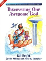 Discovering Our Awesome God, Children's Discipleship Series, Book 2