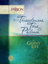 1 & 2 Thessalonians, Titus & Philemon: A Godly Life - eBook