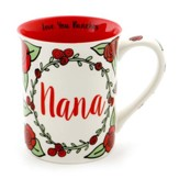 Nana, You Are Loved, Mug