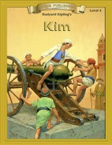 Kim: Easy Reading Classics Adapted and Abridged - eBook