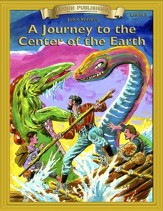 A Journey to the Center of the Earth: Easy Reading Classics Adapted and Abridged - eBook