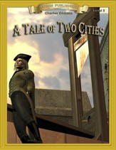 A Tale of Two Cities: Easy Reading Classics Adapted and Abridged - eBook