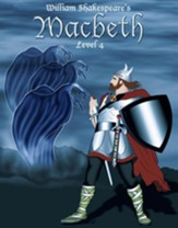Macbeth: Easy Reading Shakespeare in 10 Illustrated Chapters - eBook