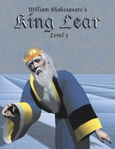 King Lear: Easy Reading Shakespeare in 10 Illustrated Chapters - eBook