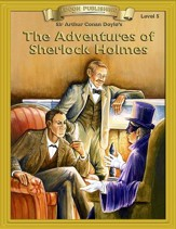 The Adventures of Sherlock Holmes: Easy Reading Classics Adapted and Abridged - eBook