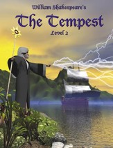 The Tempest: Easy Reading Shakespeare in 10 Illustrated Chapters - eBook
