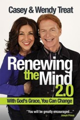 Renewing the Mind 2.0: With God's Grace, You Can Change! - eBook