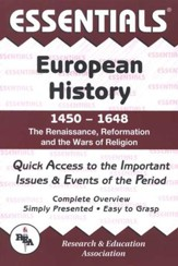 Essentials - European History: 1450 to 1648