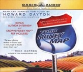 Your Money Map - Audiobook on CD
