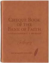 Chequebook of the Bank Faith: Journaling Edition