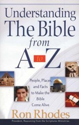 Understanding the Bible from A-Z: People, Places, and Facts to Make the Bible Come Alive