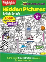 Splish Splash: Highlights Hidden Pictures Super Challenge