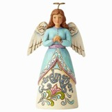 Heartwood Creek, Grandmother, Always Believing, Always Encouraging, Always Loving, Angel Figurine