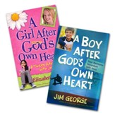A Girl After God's Own Heart/A Boy After God's Own Heart, 2 Volumes