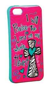 Praise The Lord iPhone 5/5S Case