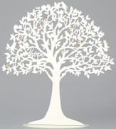 Foundations, Hope, Love, Joy Tree Figure