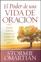 El Poder de una Vida de Oración  (The Power of a Praying Life) - Slightly Imperfect