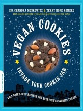 Vegan Cookies Invade Your Cookie Jar: 100 Dairy-Free Recipes for Everyone's Favorite Treats - eBook