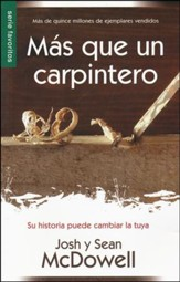 Más que un Carpintero  (More Than a Carpenter)