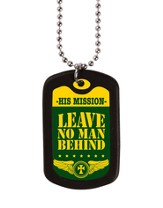 Leave No Man Behind, Tag Necklace