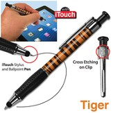 Animal Print Pen, with iTouch, Cross, Tiger