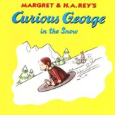 Curious George in the Snow Softcover