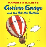 Curious George and the Hot Air Balloon Softcover