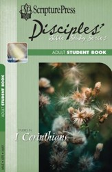 Scripture Press: Adult Disciples Student Book, Spring 2018