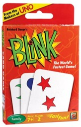 Blink, Card Game