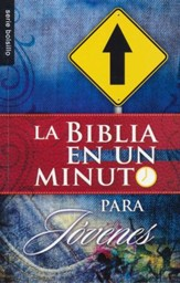 La Biblia en un Minuto para Jovenes  (One-Minute Pocket Bible for Teenagers)