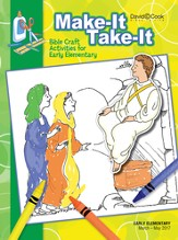 Bible-in-Life Early Elementary Make It Take It, Spring 2017 - Slightly Imperfect