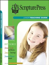 Scripture Press: Junior Grades 5 & 6 Teaching Guide, Spring 2018