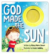 God Made the Sun Board Book