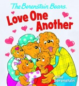 The Berenstain Bears Love One Another Board Book