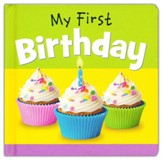 My First Birthday Board Book - Slightly Imperfect