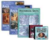 Heroes and Heroines of the Past: American History Curriculum Package
