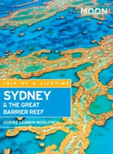 Moon Sydney & the Great Barrier Reef - eBook