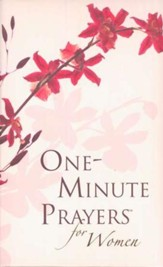 One-Minute Prayers for Women: Gift Edition Padded Hardcover