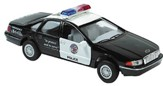Die-Cast Police Car