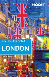 Moon Living Abroad London - eBook