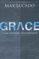 Grace: More Than We Deserve, Greater Than We Imagine - Slightly Imperfect
