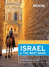 Moon Israel & the West Bank: Including Petra - eBook