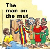 Man on the Mat, Board Book