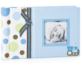 Baby Brag Book, Blue