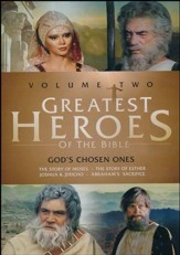 Greatest Heroes of the Bible, Volume 2