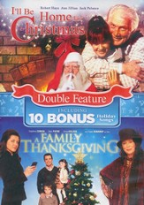 Holiday Double Feature with Bonus MP3: A Family Thanksgiving and I'll Be Home for Christmas