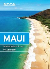 Moon Maui: Including Molokai & Lanai - eBook